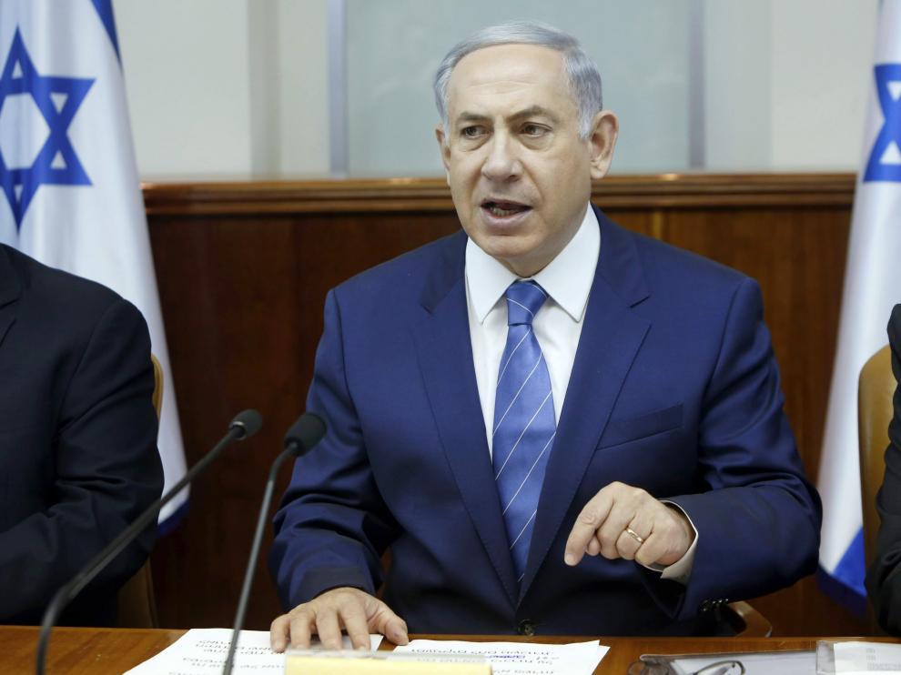 Benjamin Netanyahu ha dado instrucciones para detener a los responsables del ataque contra la familia de Duma.