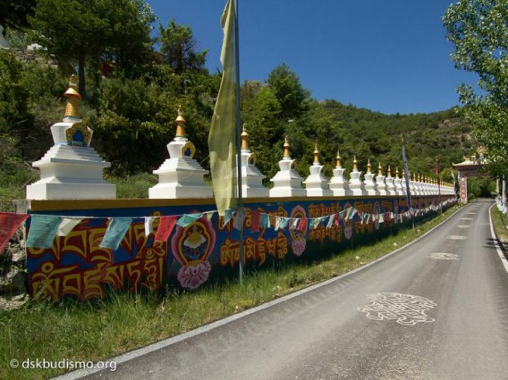 Centro budista de Panillo