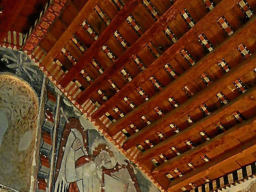 Visita guiada a la ermita San Miguel (Barluenga).