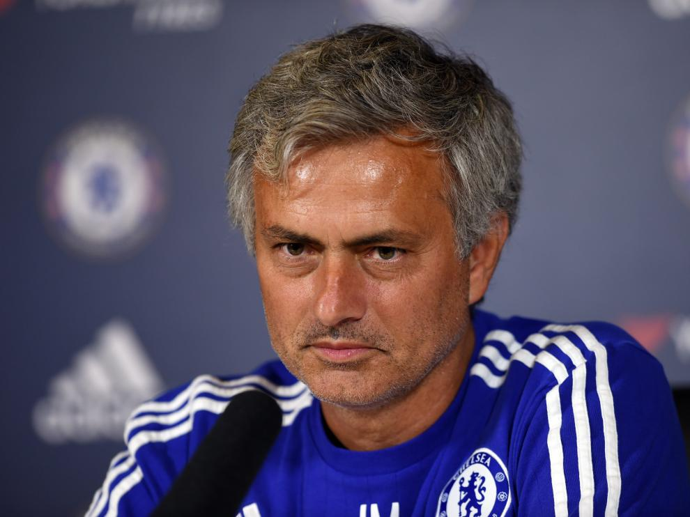 El entrenador portugués José Mourinho.