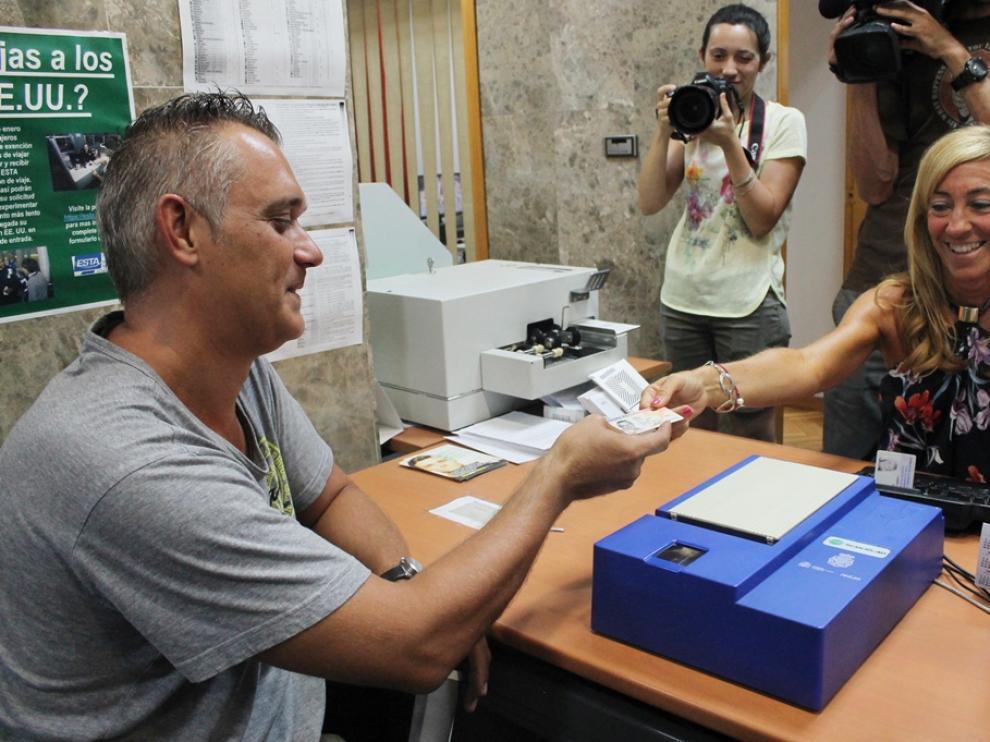 Con el nuevo documento se podrá ir al médico sin tener que presentar la tarjeta médica.