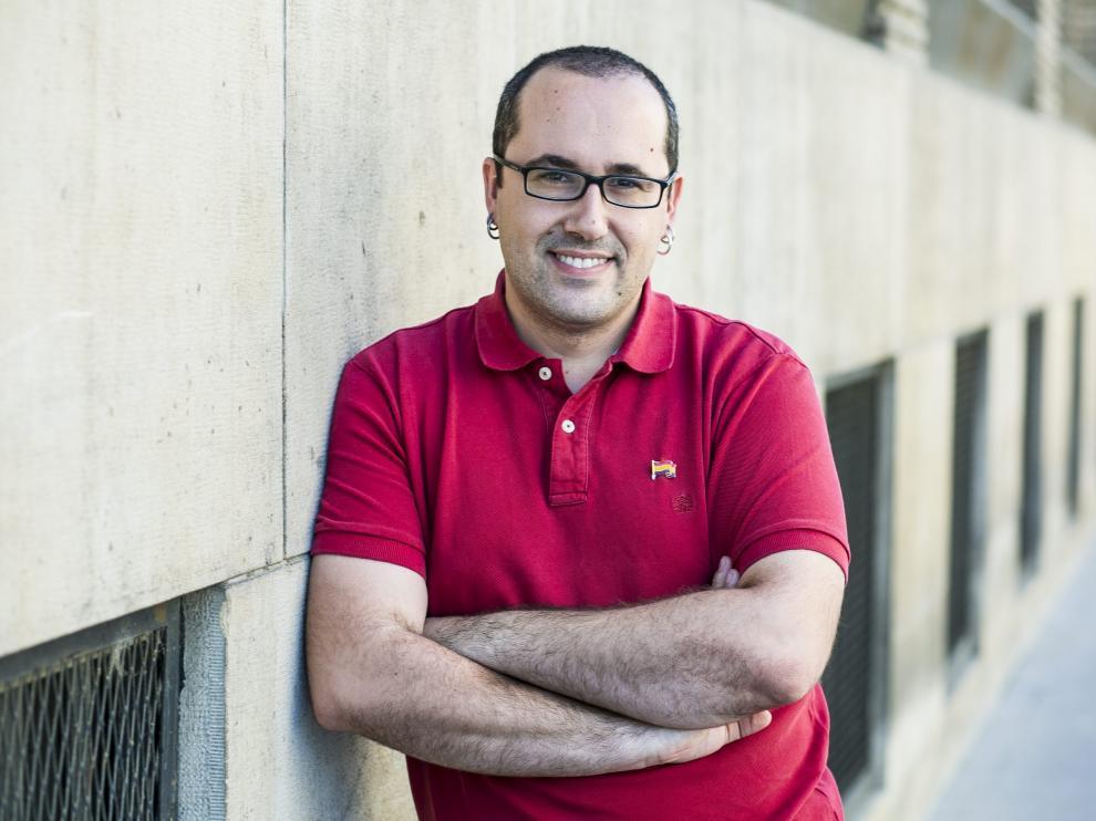 El concejal Alberto Cubero.
