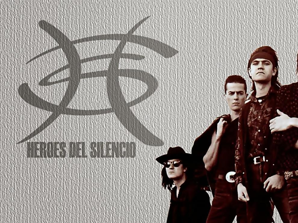 Héroes del Silencio en una imagen de archivo.