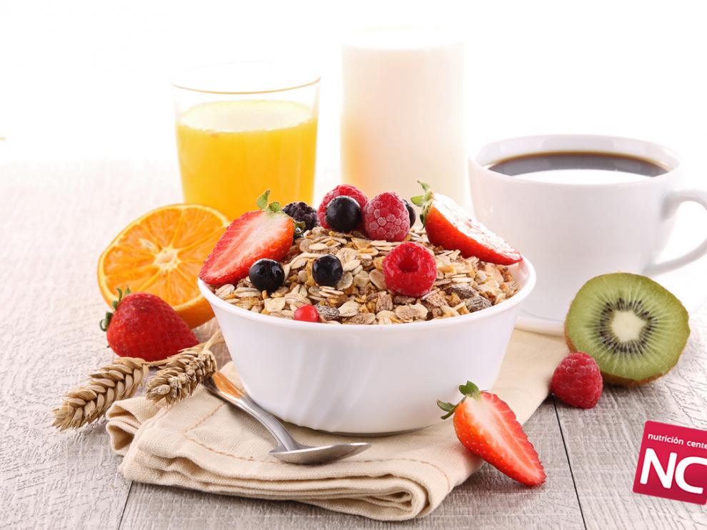 que desayunar para tener energia durante el dia