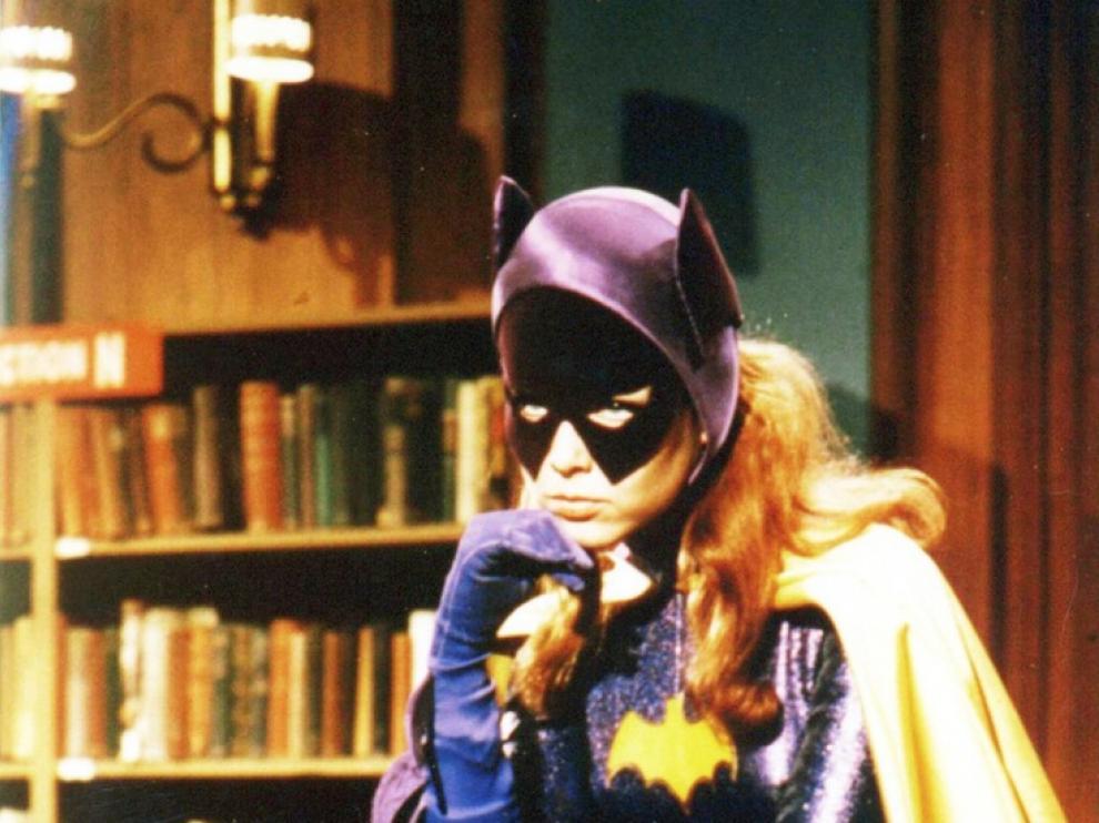 Fallece la Batgirl de los 60