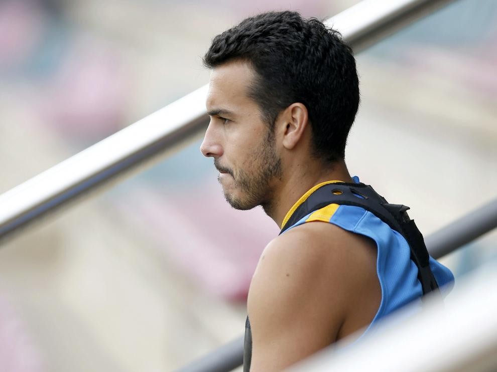 Pedro jugará en la Premier League esta temporada