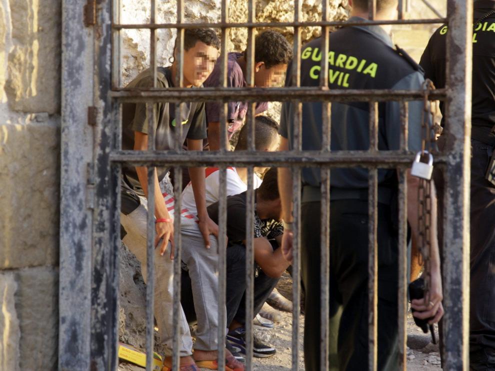 Casi 90 menores han sido localizados en una operación conjunta en diferentes zonas de Melilla.