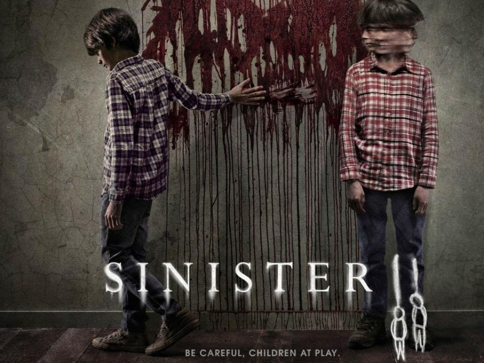 Imagen promocional de 'Sinister 2'