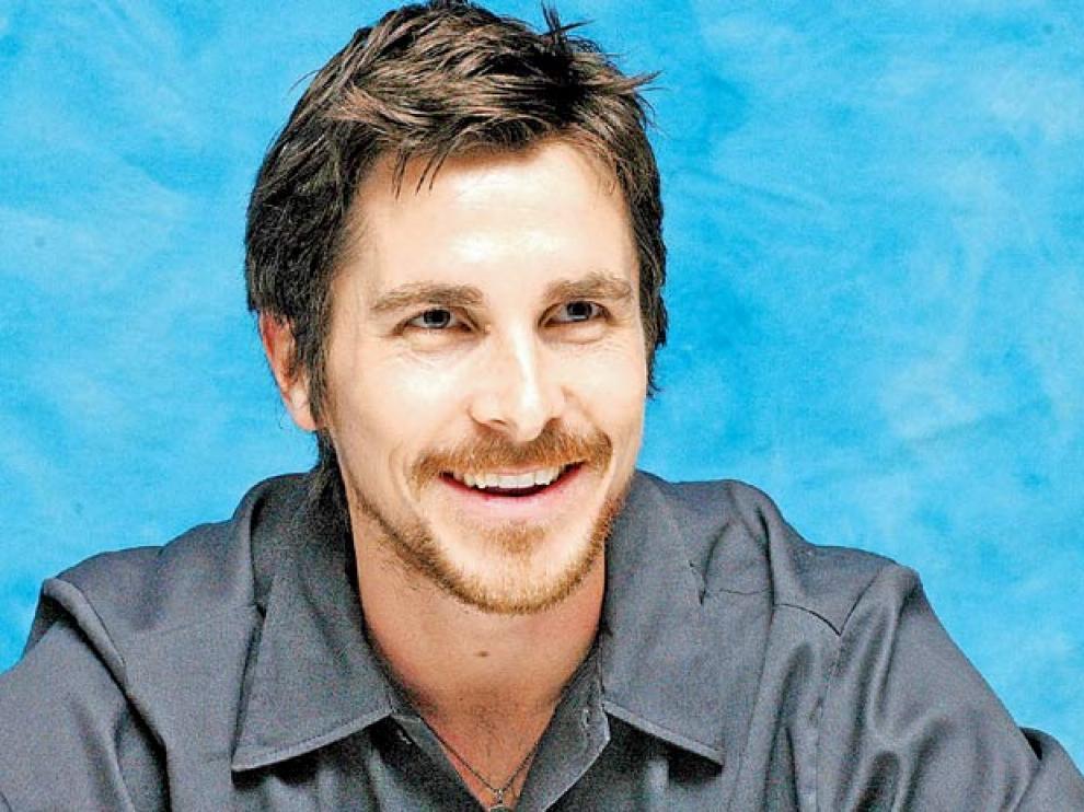 El actor Christian Bale tras recuperar el peso perdido para dar vida a 'El Maquinista'.