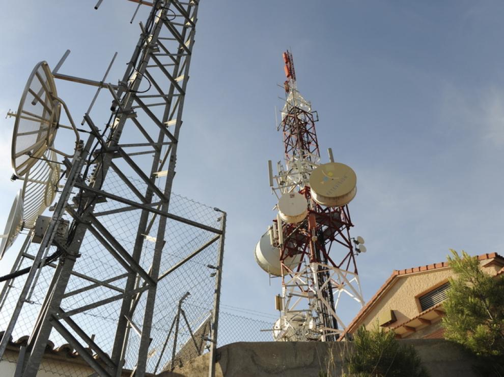La telefonía 4G crea interferencias en la señal de TDT de hogares aragoneses