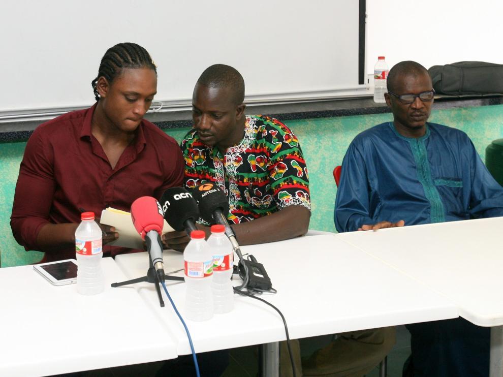 ?La asociación de senegaleses de Salou pide perdón por los altercados provocados