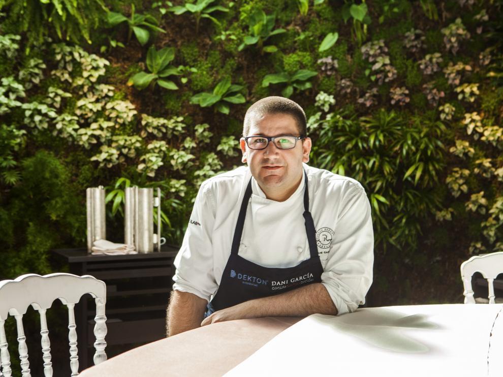 El cocinero Dani García