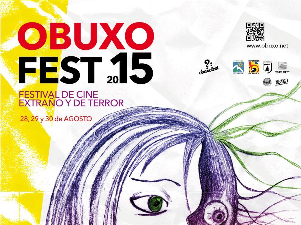Cartel del ObuxoFest 2015.