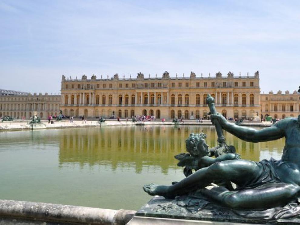 El Palacio de Versalles es uno de los puntos turísticos obligados en Francia.