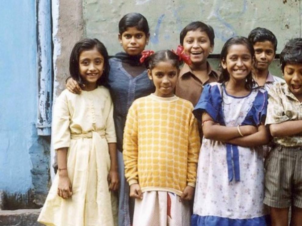Fotograma del documental 'Los niños del Barrio Rojo', dirigida por Zana Briski y Ross Kauffman.