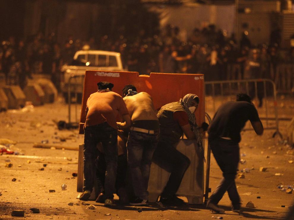 Disturbios en Beirut