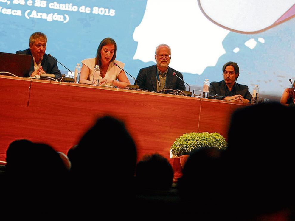 Acto de presentación del XXIV Congreso de Lenguas y Culturas Europeas Amenazadas.