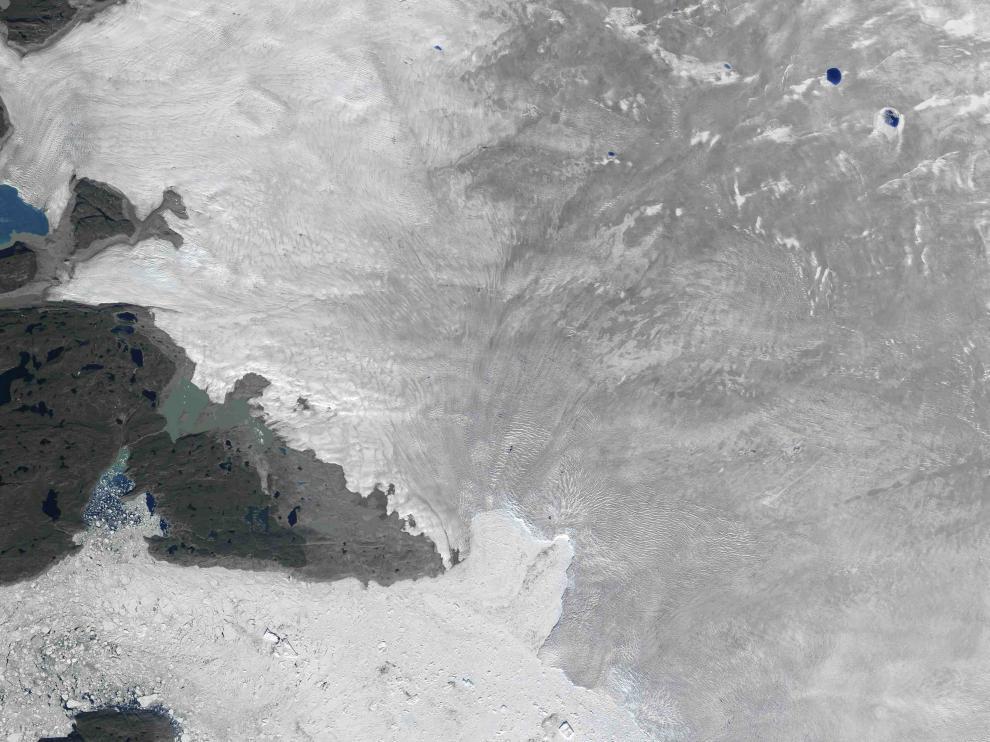 Imagen de archivo tomada por la NASA.