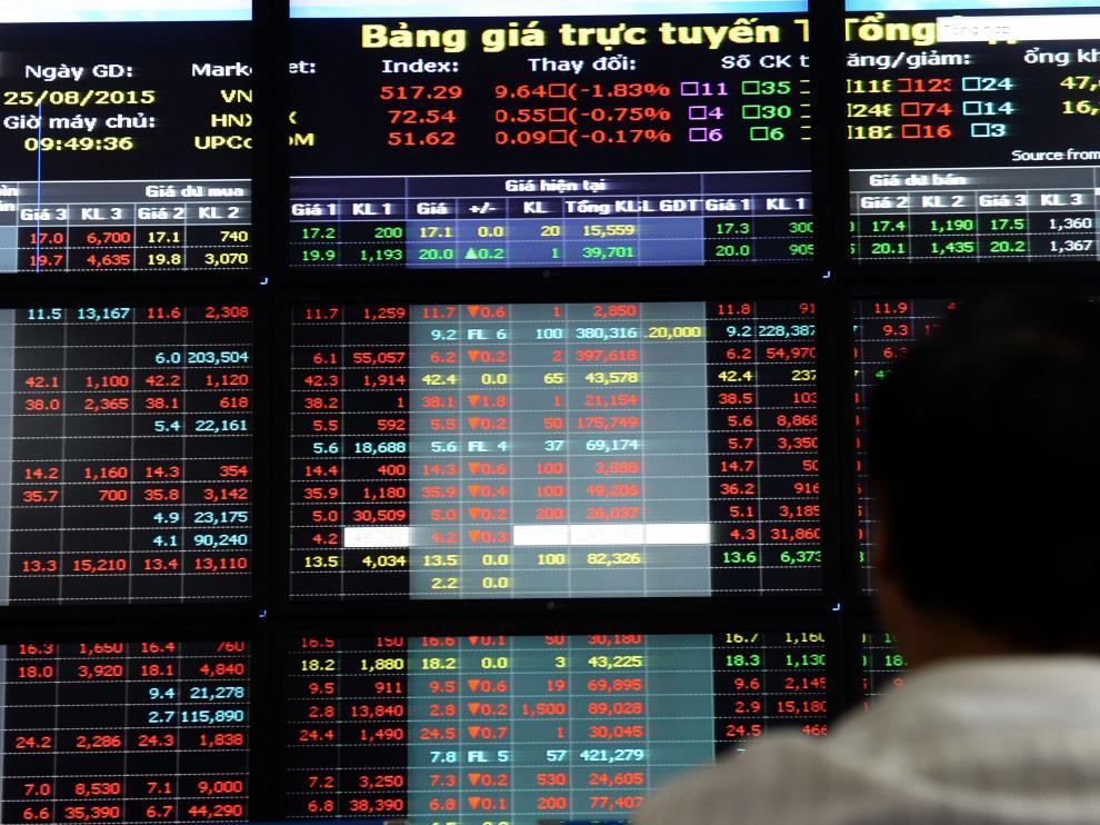 Las bolsas asiáticas sufren caídas también este martes