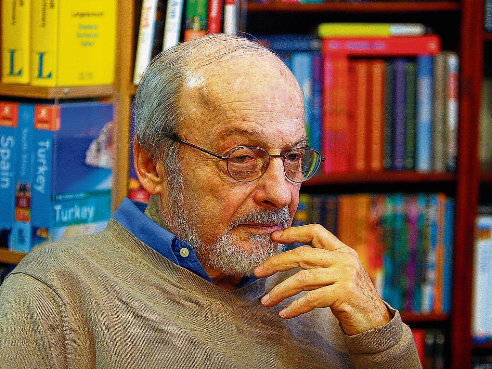Una imagen del novelista americano tomada en Praga en 2007.
