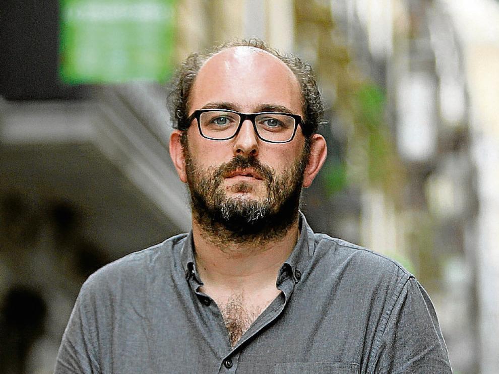 Borja Cobeaga, coguionista de 'Ocho apellidos catalanes'.