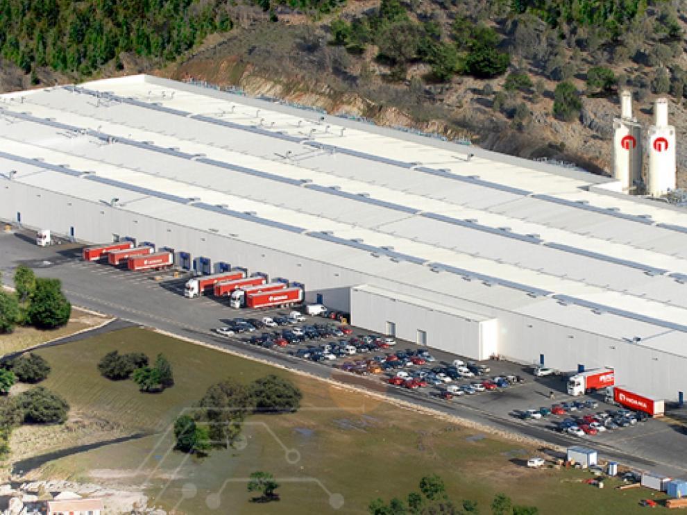 Fábrica de Norma Doors Technologies