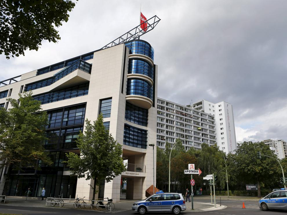 Sede del SPD en Berlín