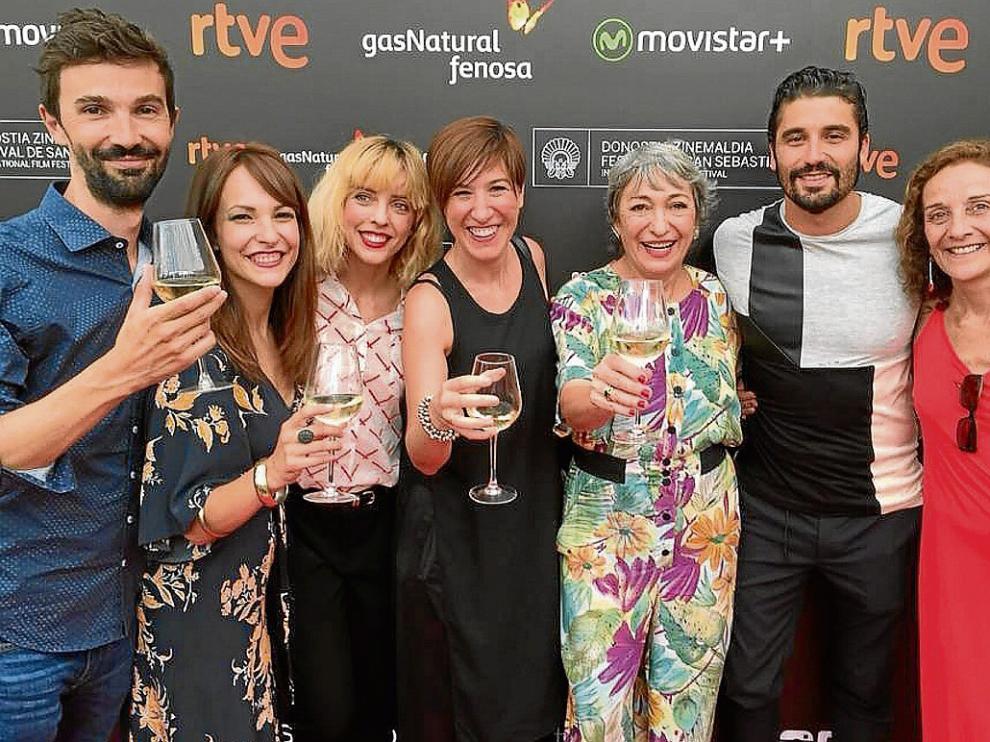 """""""Presentar 'La novia' en San Sebastián es un privilegio para mí y para el equipo"""""""
