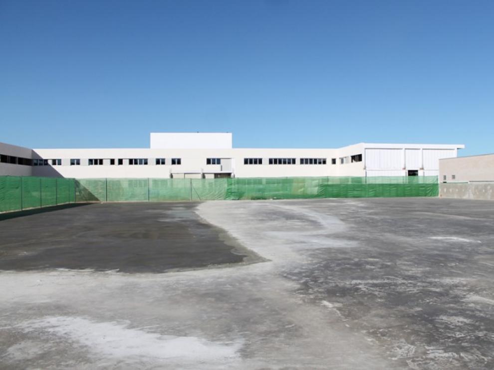 Instalaciones del colegio Ánfora de Cuarte