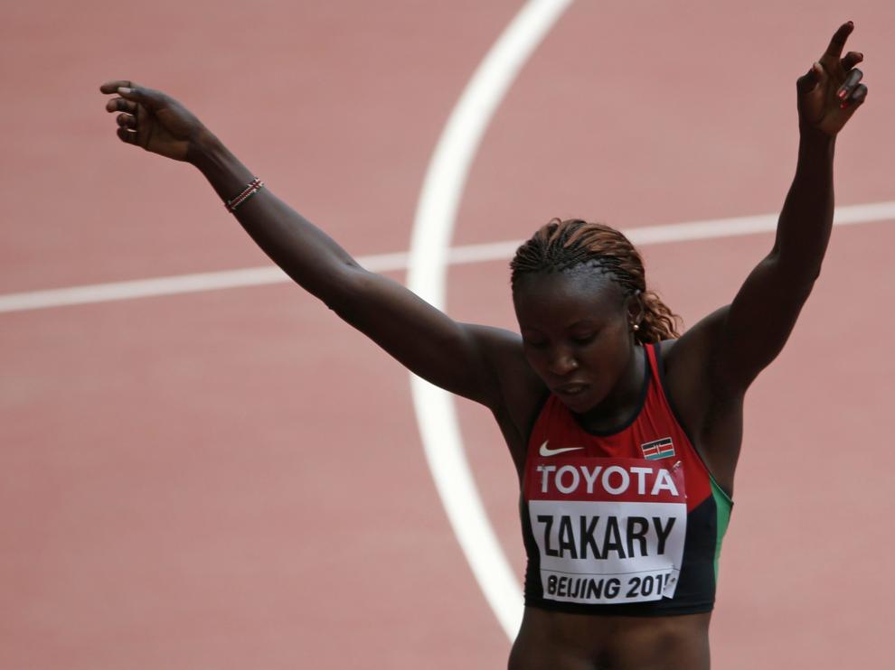 Koki Manunga dio positivo en uno de los controles previos a la competición.