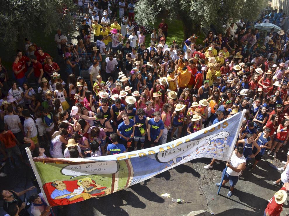 Fiestas de Barbastro.