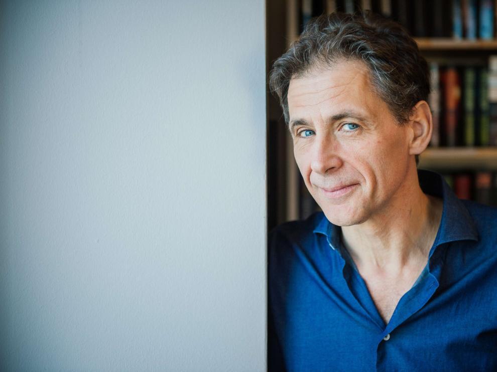 David Lagercrantz, autor de la cuarta entrega de Millennium.
