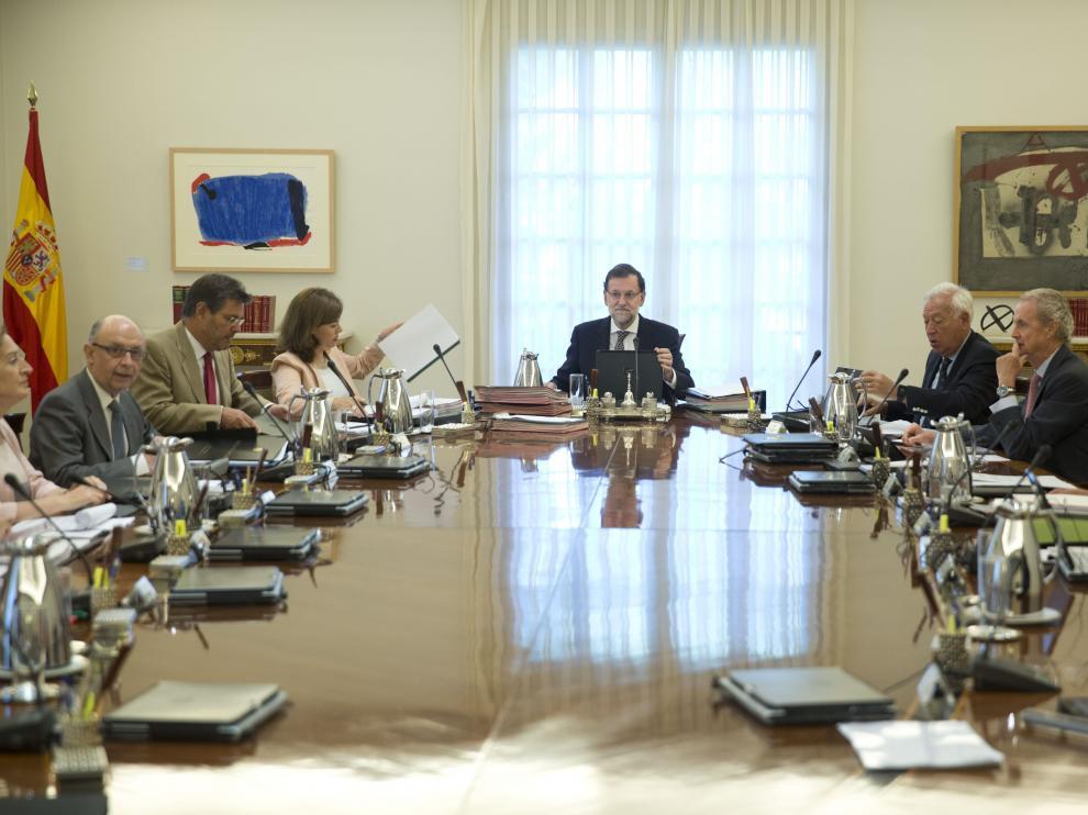 Consejo de Ministros de este viernes