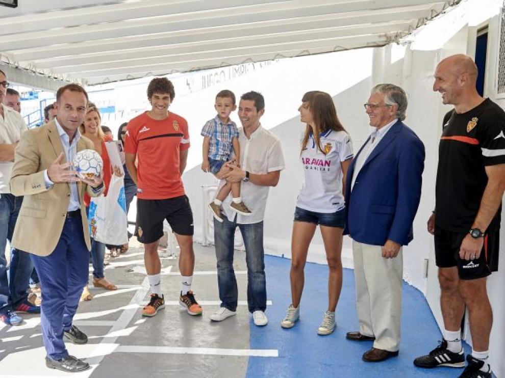 ?El Real Zaragoza muestra su agradecimiento a la afición