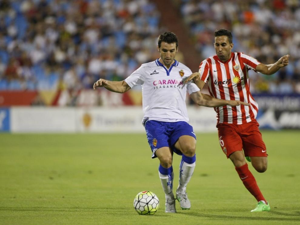 Zaragoza 1-1 Almeria