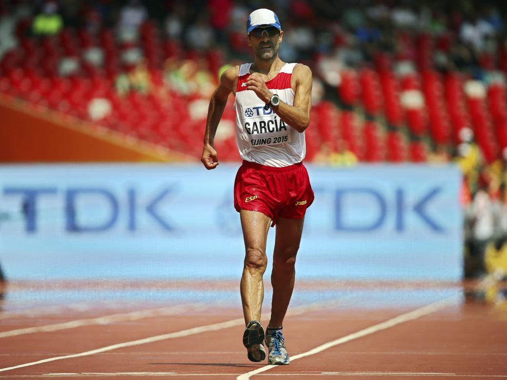 Bragado bate en Pekín el récord de participaciones