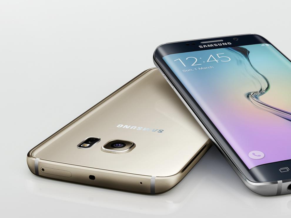 Samsung apuesta por la curva para luchar contra el iPhone