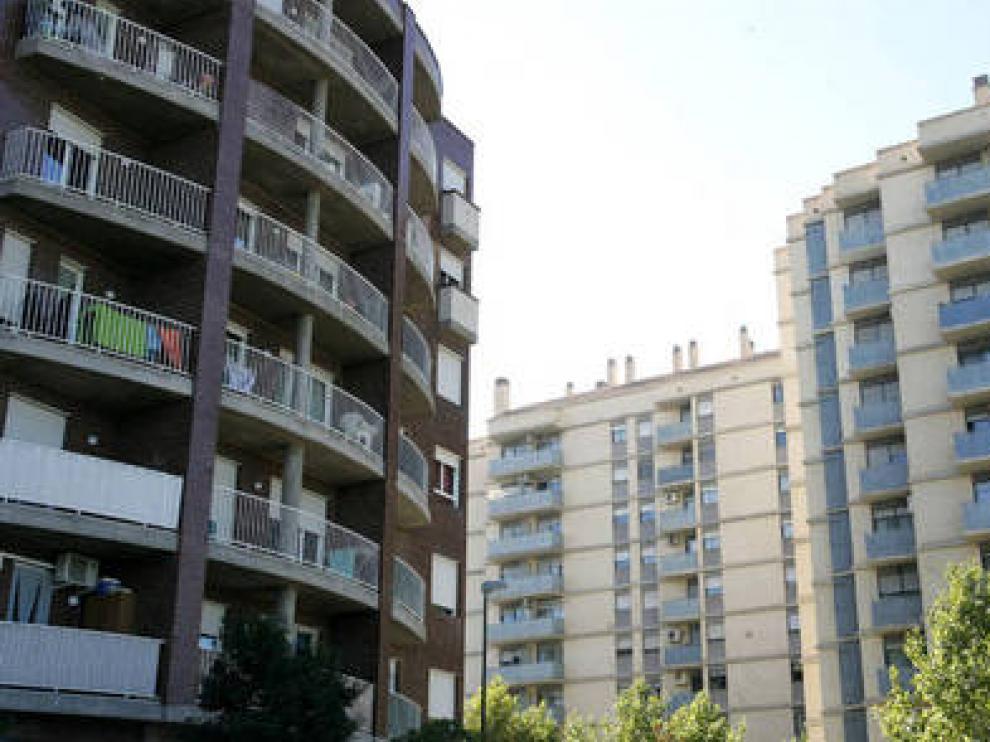 Alquilar (legalmente) los pisos vacíos de Aragón movería casi 600 millones de euros al año