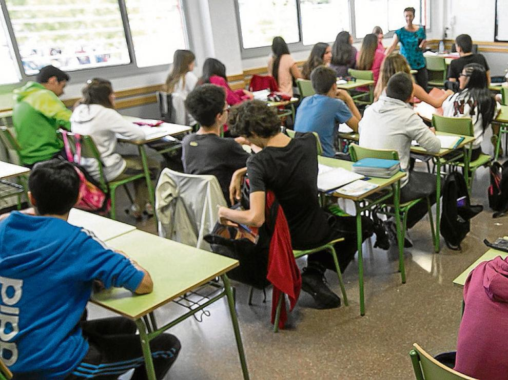 El número de interinos en la educación ha ido en aumento en los últimos años.