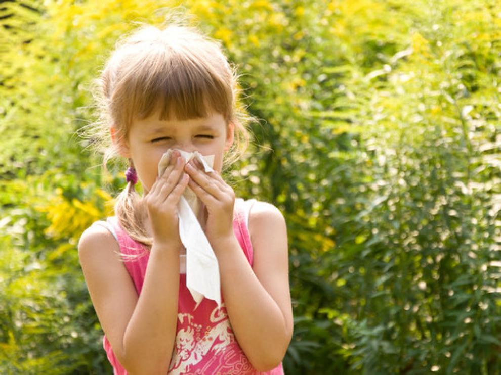 Las alergias a los alimentos, las anafilaxias, la dermatitis atópica y el asma alérgico se presentan con mayor frecuencia en la población infantil.