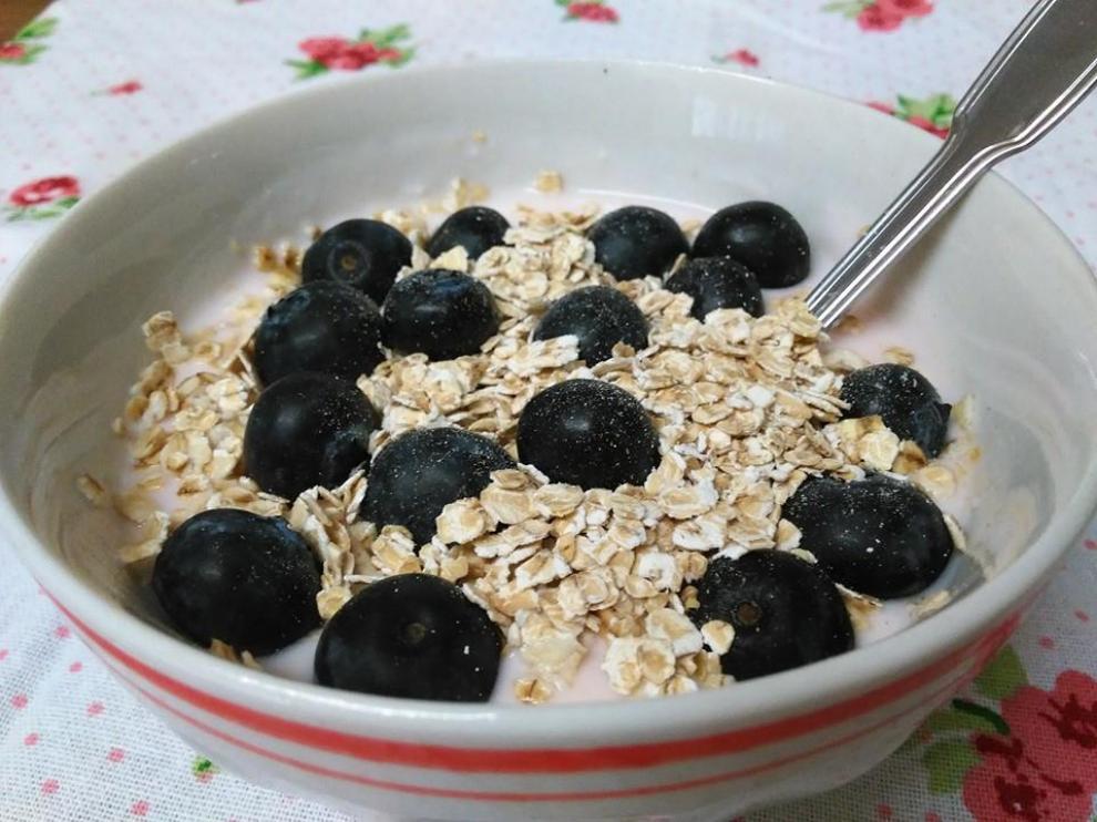 Los arándanos son uno de los frutos con más propiedades antioxidantes.