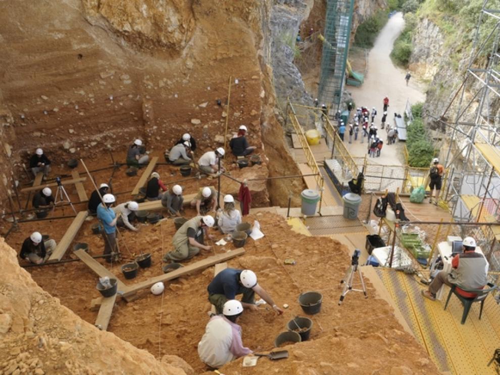 Visitas a los Yacimientos de Atapuerca