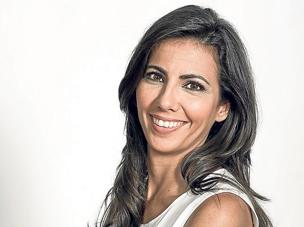 La periodista Ana Pastor García, presentadora de 'El objetivo'.