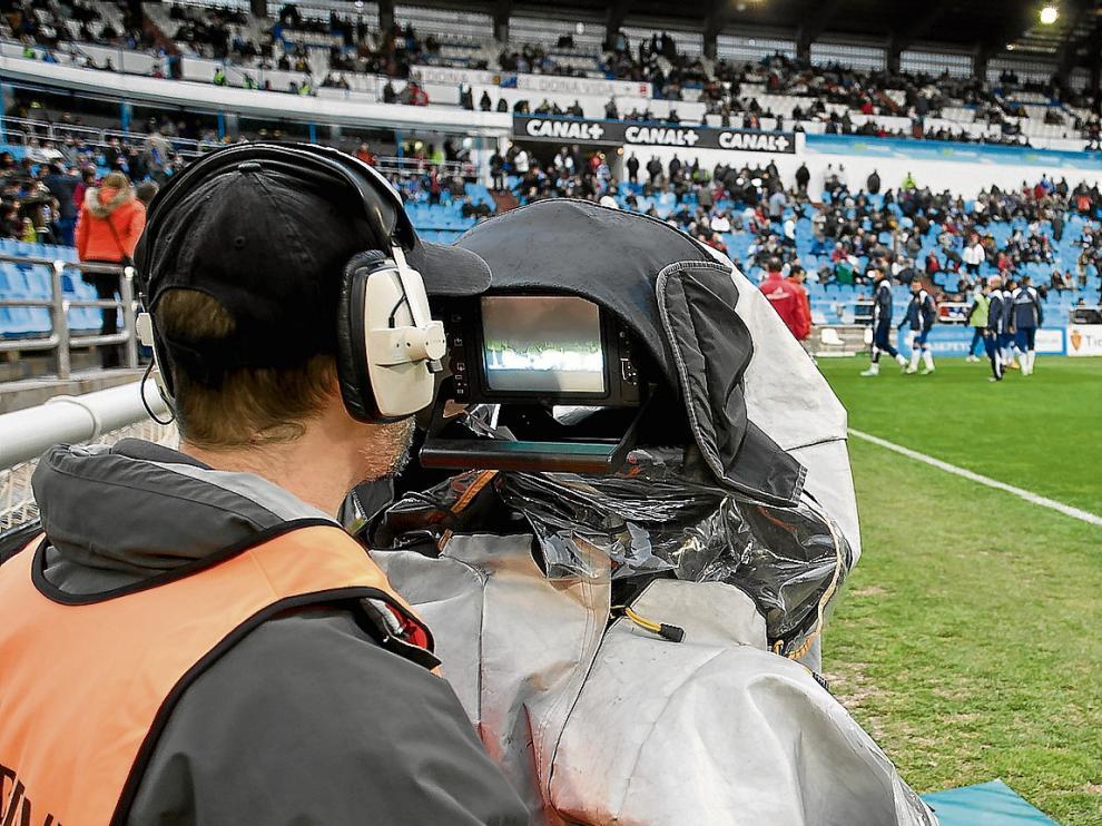 El fútbol televisado se reparte en multitud de ofertas.