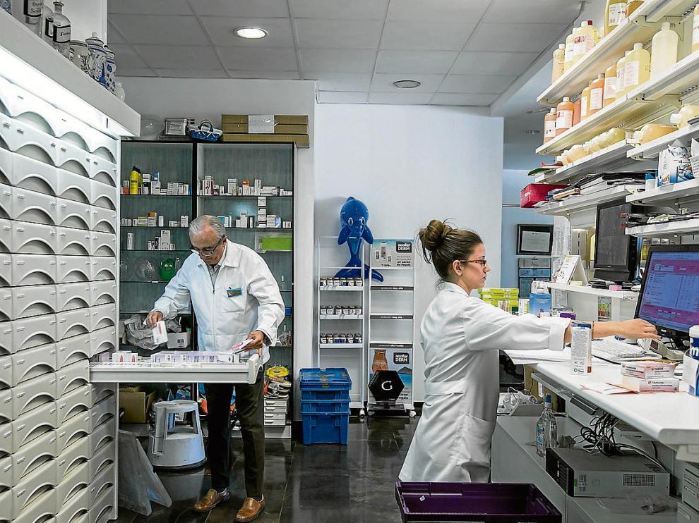 Las farmacias voluntariamente pueden adherirse al sistema de dispensación personalizada.