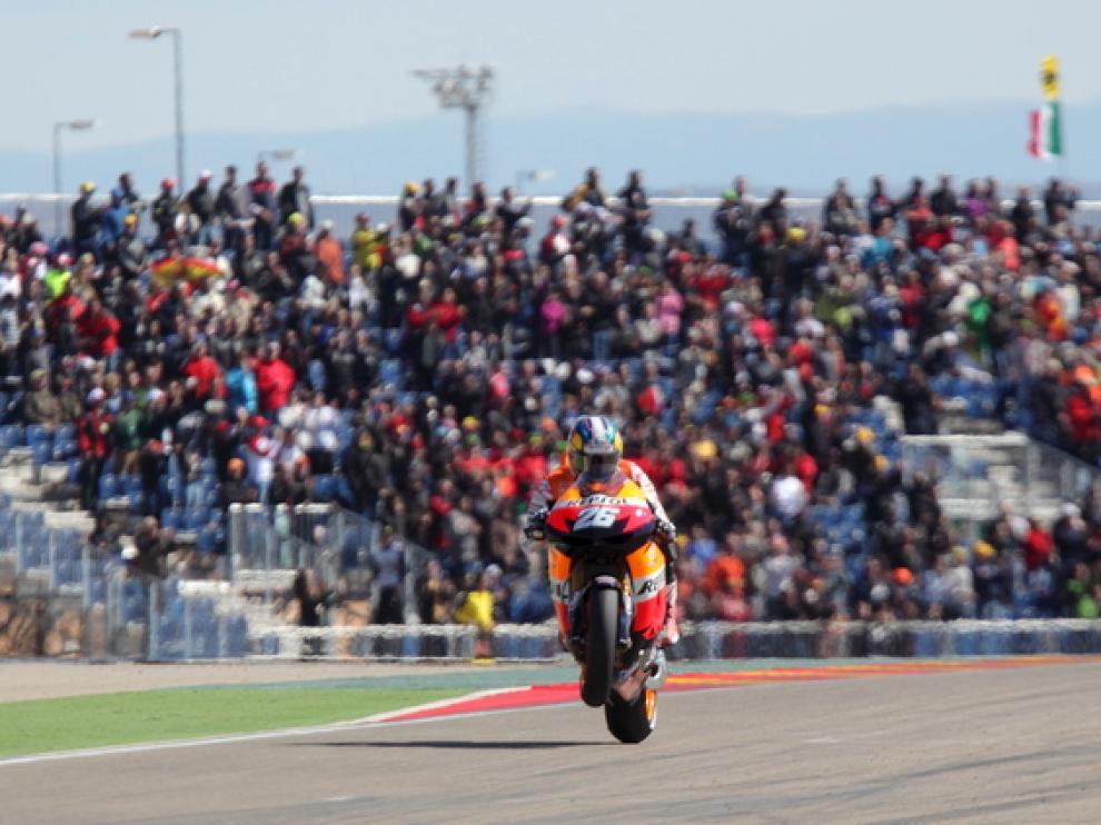 El GP de Aragón augura un récord histórico de ocupación