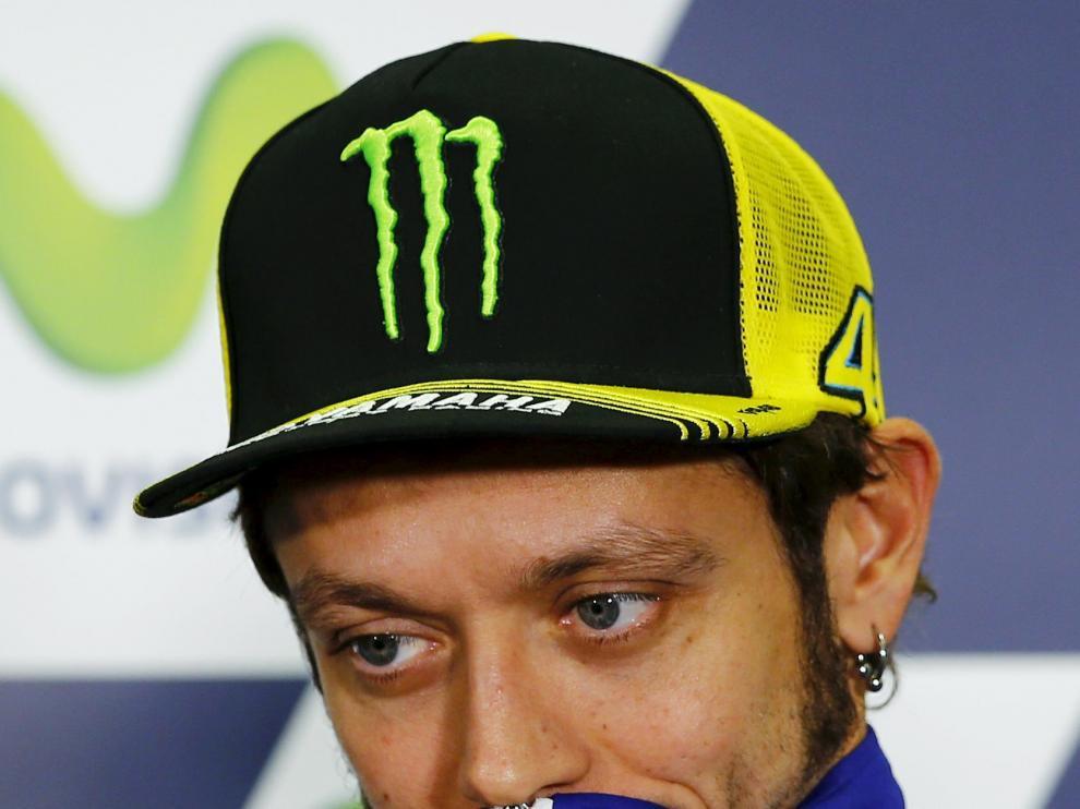 """Rossi: """"Puede que no basten los 23 puntos de ventaja"""""""