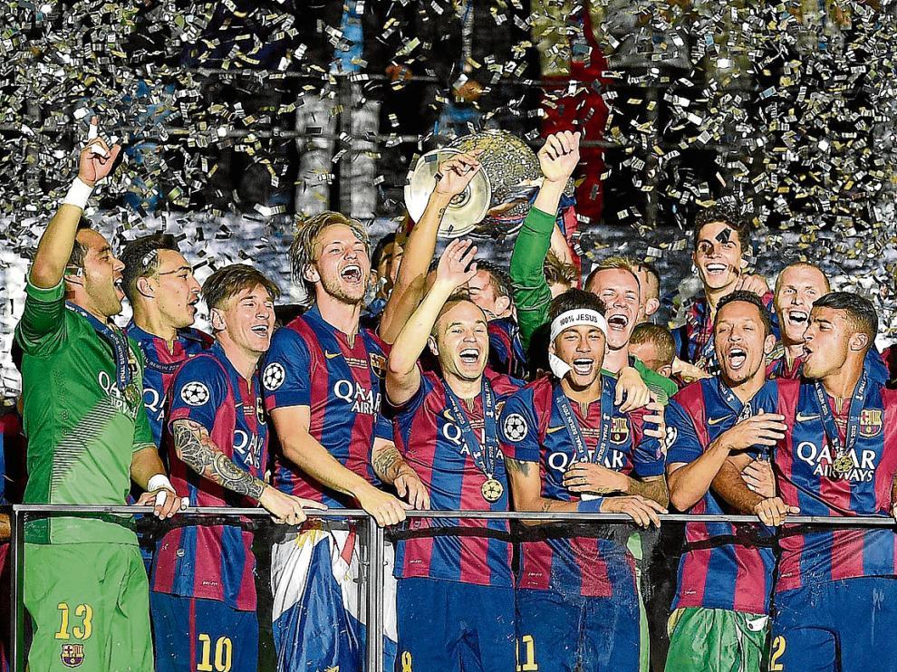 Dominio español en el sorteo de la Champions