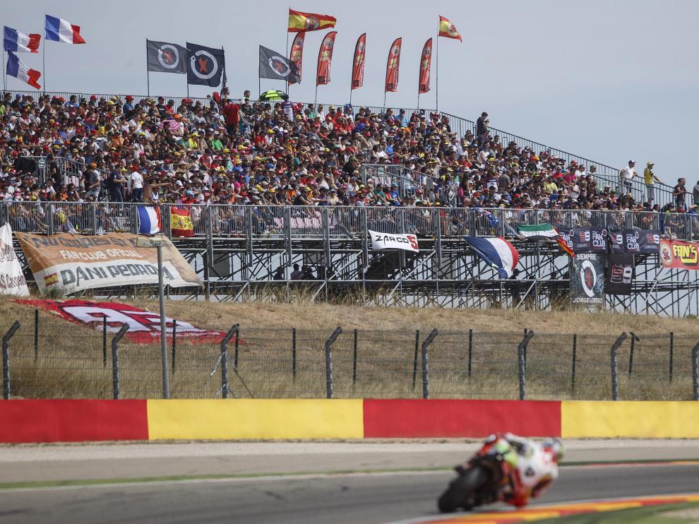 Gran Premio de Aragón MotoGP.