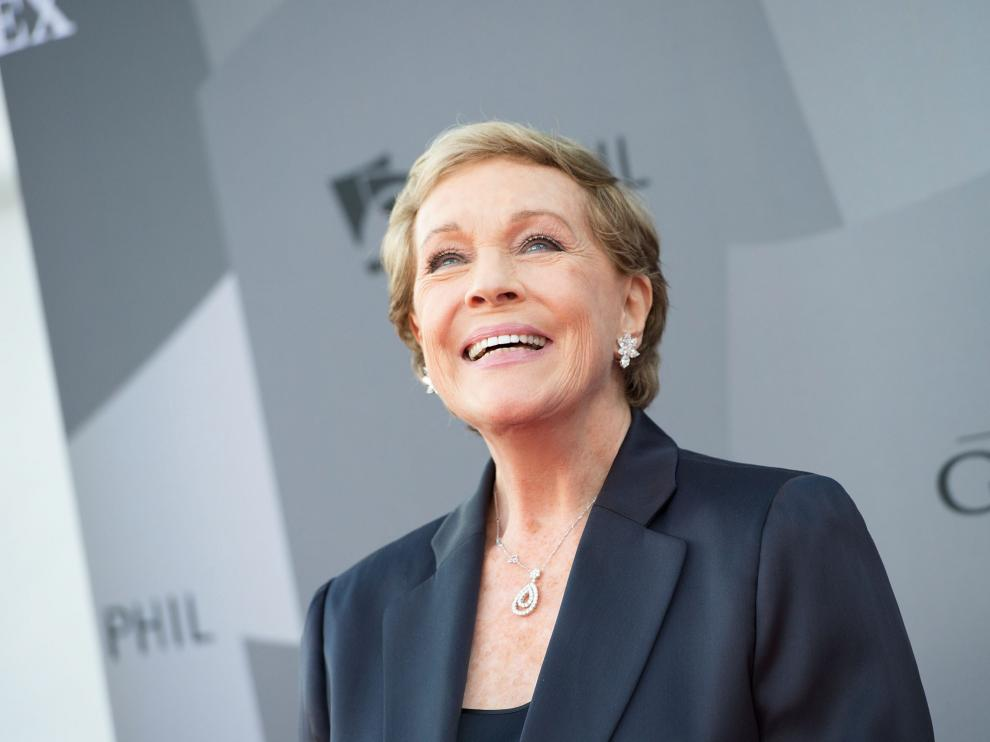?Julie Andrews en una imagen de archivo.
